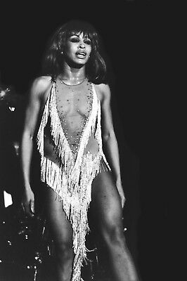 TINA TURNER hot Stage Foto 13 x 18 cm (5 x 7 in) glanz archivfähig.