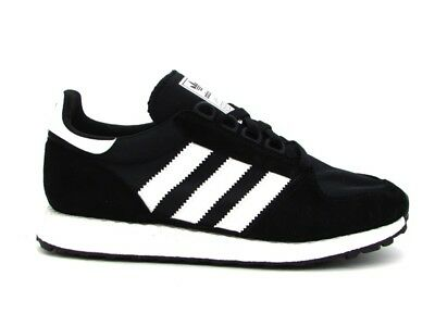 online store 250cd 58891 Adidas Forest Grove Sneakers Nero Bianco Grigio B41550