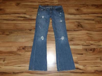 dbe82ffc womans juniors Hollister jeans pants size 3 bootcut boot cut or flare