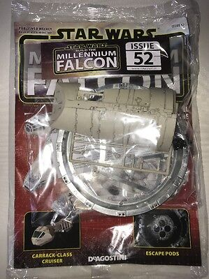DEAGOSTINI STAR WARS BUILD THE MILLENNIUM FALCON Issue 52 Upper Frame