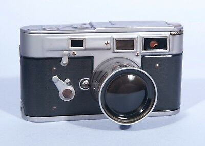 Leica M3 Vintage Replica Camera Tin * Excellent