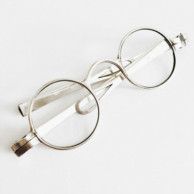 19Th C Antique Solid Silver Spectacles Antique Eyeglasses  English Hallmarks