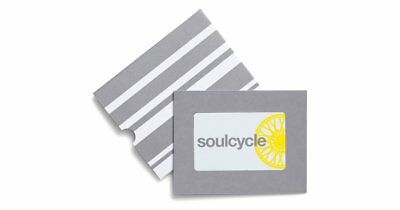 Soul Cycle Gift Card 28 99 Picclick