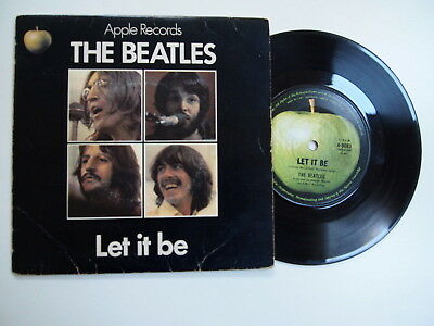 THE BEATLES - LET IT BE 7