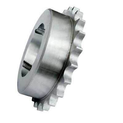 "41-19 (08B1-19) 1/2"" Pitch Steel Taper Lock Simplex Sprocket, With 19 Teeth, Sui"