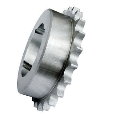 "41-21 (08B1-21) 1/2"" Pitch Steel Taper Lock Simplex Sprocket, With 21 Teeth, Sui"