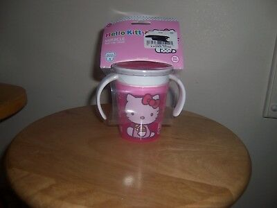 MIracle hello kitty 360 cup new