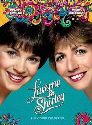 Laverne & Shirley: Complete TV Series Seasons 1-8 New