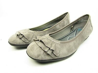 1aac9a5be9078 YUU JERSEY WOMENS Slip-On Shoes Dark Grey Size 10M -  44.99