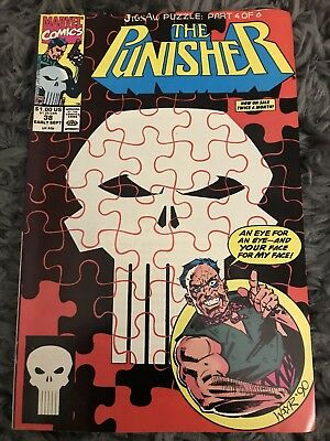 Punisher (1987 series) #38 in NM-
