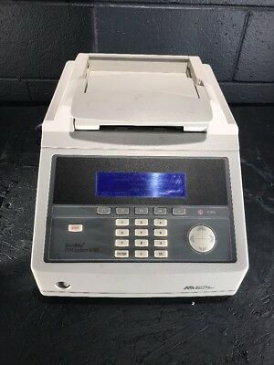 Applied Biosystems GeneAmp PCR System 9700 Thermocycler w/96 Well Block N8050200