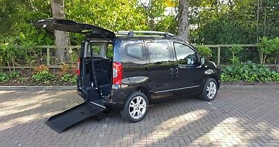 2011  Fiat Qubo Dynamic 1.3 Diesel ⭐ Wheelchair Access Vehicle Disabled