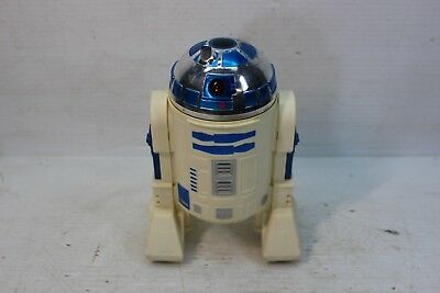 """1978 R2D2 Battery Operated Remote Control Droid General Mills Star Wars 8"""" Tall"""
