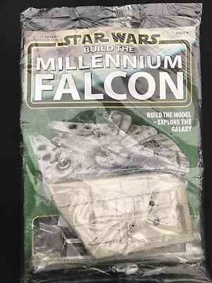 DEAGOSTINI STAR WARS BUILD THE MILLENNIUM FALCON Issue 43 - Gun Control Parts