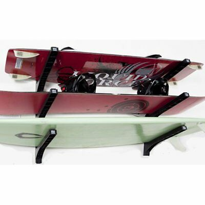 Nice Rack Wall Rack - Triple - for Surfboards and more (R2A)