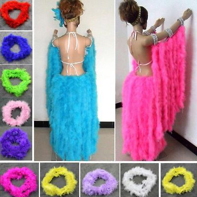 Dress Up Home Decor Fluffy Craft For Wedding Party Decro Fuffy Feather Boa