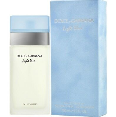 Light Blue for Women by Dolce & Gabbana Eau de Toilette 3.3 OZ