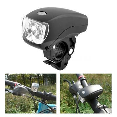 Cycling Ultra Bright 5 LED Bicycle Bike Front White Head Light Safety Lamp C1S1