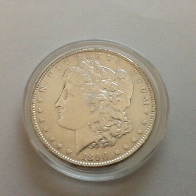1890 Morgan Dollar Dollar
