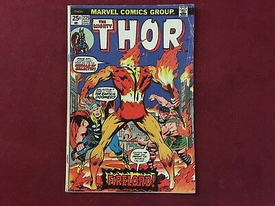 thor #225 (1st firelord!)