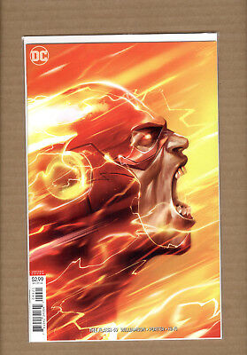Flash #49 Francesco Mattina Variant Dc Comics Nm