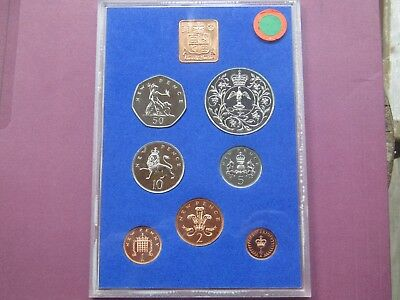1977 Great Britain and Northern Ireland Proof Mint Set