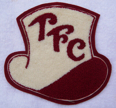 Vintage Everett Washington TFC Toppers club Patch