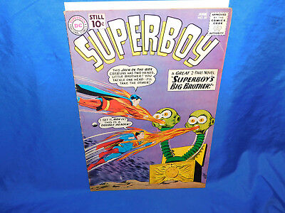 Superboy #89 1st Appearance Of Mon-El 2nd Phantom Zone  DC Comics 1961