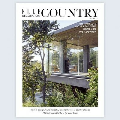 Elle Decoration Country Magazine Volume 12 2018