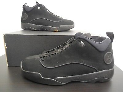 51e46622e1f699 NIB MENS SZ 9.5 JORDAN JUMPMAN PRO QUICK 932687 010 BLACK BASKETBALL ...