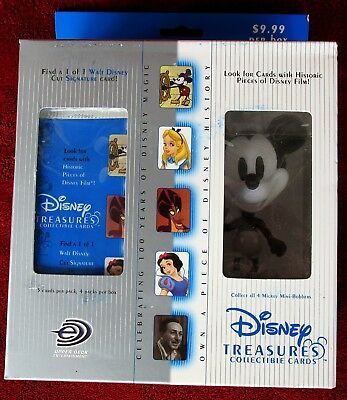 Disney Treasures In Box-Mickey Mouse Steamboat Willier/Mini-Bobber & Cards