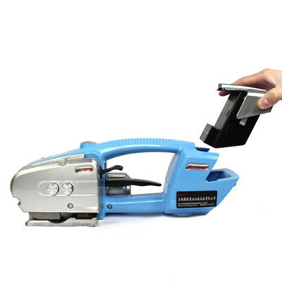 220V Portable 3.0Ah Battery Power Electric Plastic Steel Belt Strapping Machine