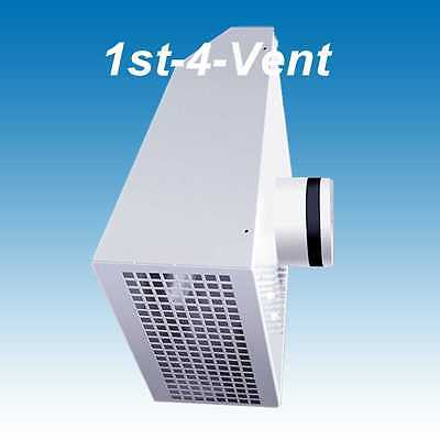 """8"""", 200mm EXTERNAL CENTRIFUGAL WALL EXTRACTOR FAN for KITCHEN, BATHROOM, TOILETS"""