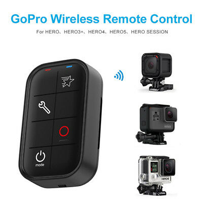 for GoPro Hero 6 5 4 3 Session Waterproof Smart WIFI Wireless Remote Control