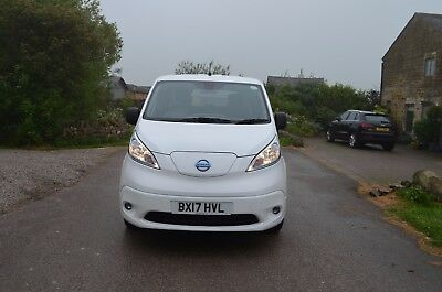 2017 Nissan e- Nv200, wheelchair accessible vehicle, no Flex full electric