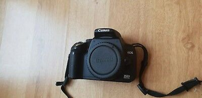 Faulty Canon eos 350D camera not working error 99 body only