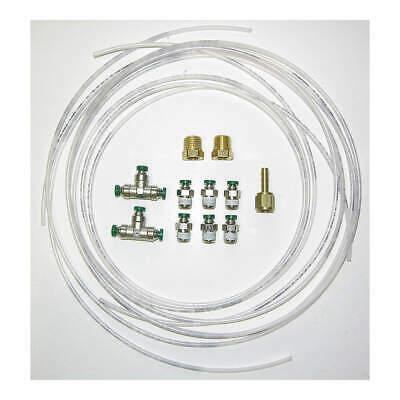 MERIAM Connector Kit,For M2 Series Manometers, A34386