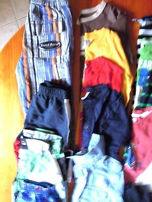 Huge Lot  BULK BOY CLOTHING  Sizes 5 and 6    LIGHTLY USED and CLEAN