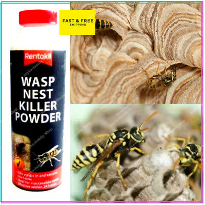 Wasp Nest Killer Powder by Rentokil Top Christmas gifts 2018 6f43b635427f