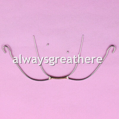 10xNew Dental Orthodontic Face Bow (Extraoral Face Bow) Universal Type CE&FDA