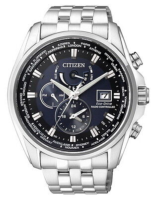 Citizen Herrenuhr AT9030-55L ECO-DRIVE Funkuhr
