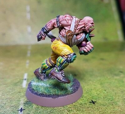 Blood Bowl - Star Player - The Mighty Zug - Pro Painted !