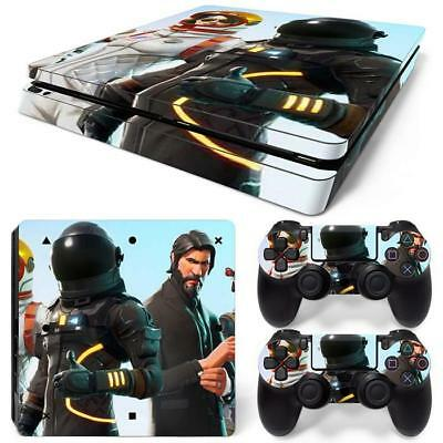 Fortnite Playstation 4 Ps4 Skin Wrap Sticker Decal Console