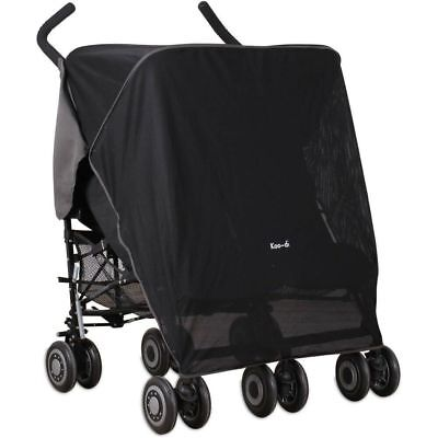 Koo-di Pack-it Sun & Sleep Double Stroller Buggy Cover Shade