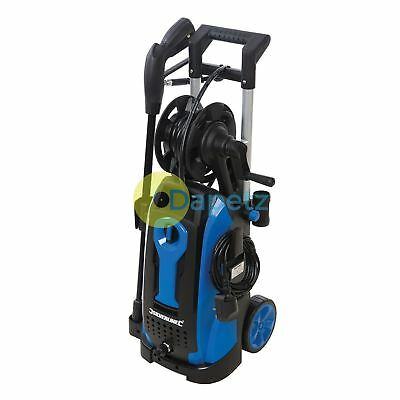 2100W Pressure Washer With Air-Cooled Induction Motor 165Bar Max