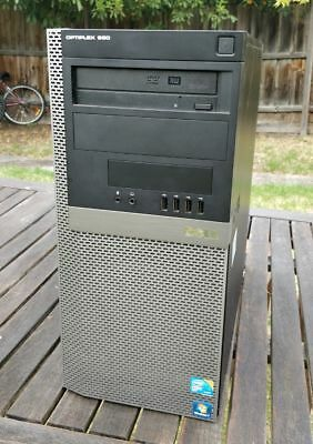 Dell optiplex 980 8GB/16GB ram, i7, 500GB,1TB,2TB HDD Windows 10 OS