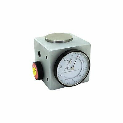 Z Axis Height Dial Tool Offset Setting Gauge with Plain Base - CNC Mill DRO