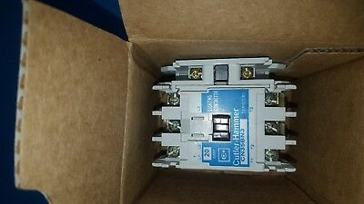 Eaton Cutler-Hammer CN35BN6HB Freedom Series Lighting Contactor 6P 20A CN35BN3