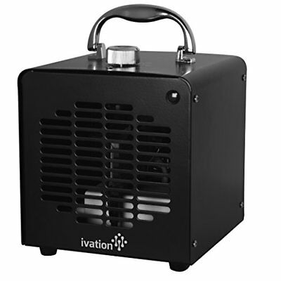 Ivation Air Purifier Ozone Generator, Ionizer & Deodorizer for Up to 1,000 Sq/Ft