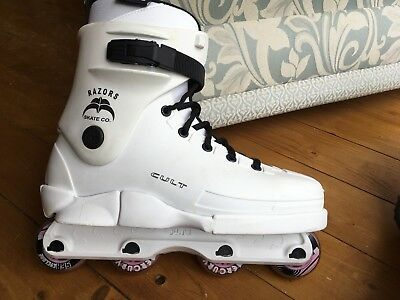 Razor Skate Co. Cult Inline Aggressive Skates UK size 9